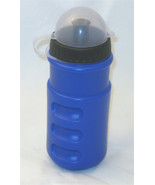 700ml (16oz) Bike Bicycle Sports Blue Plastic Water Bottle with Cover *NEW - $0.99