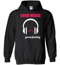 Good Music Good Feeling Blend Hoodie - $43.82 CAD+