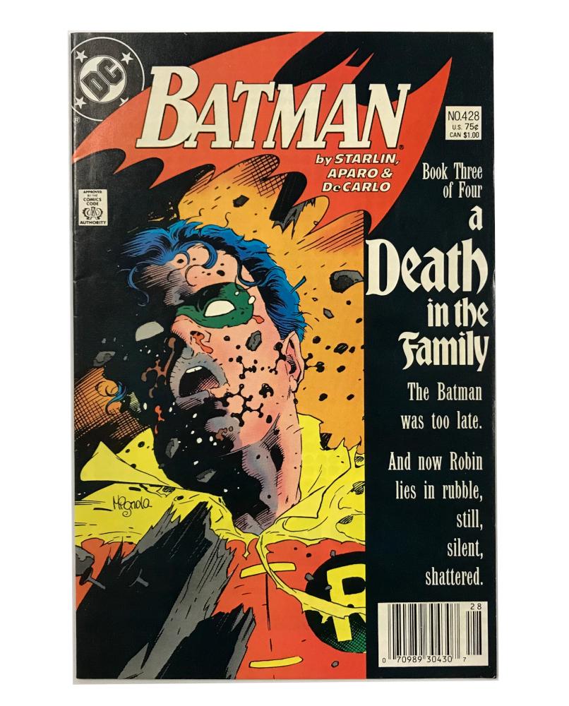 Dc comics Comic Books Batman #428 (first print) - $49.00