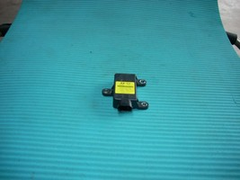 2013 KIA OPTIMA YAW RATE SENSOR 95690-2T250