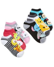 Disney Womens Assorted Tsum Tsum Socks 6 Pack 6 PAIRS - NWT - $9.49