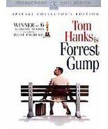 Forrest Gump (DVD)  2-Disc Set  Collectors Edition  - $3.50