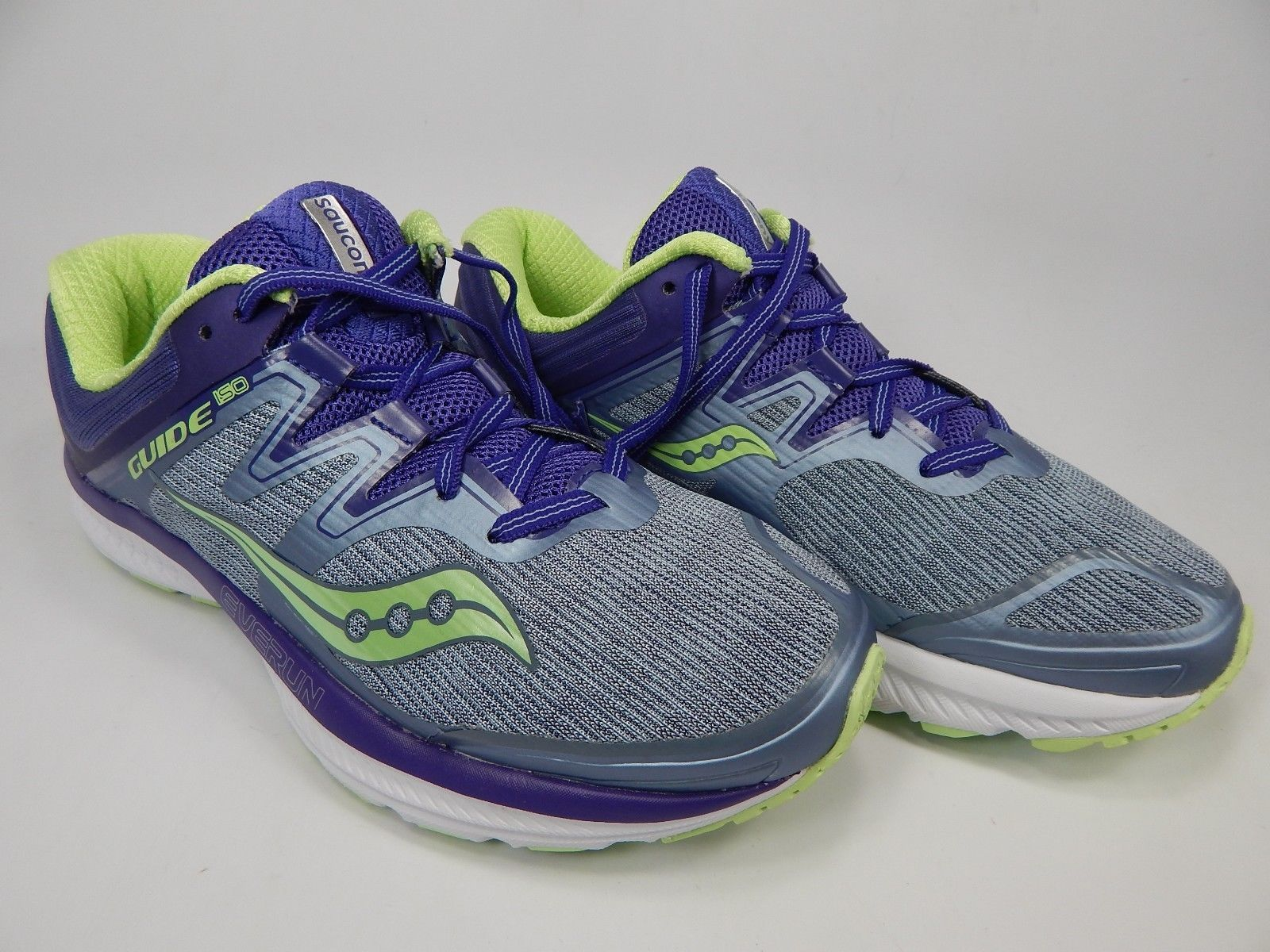 Saucony Guide ISO Size US 9 D (W) WIDE EU 40.5 Women's Running Shoes S10416-1