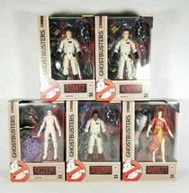 Ghostbusters Plasma Series Set Lot Of 5 Action Figures Wave 1 - Brand Ne... - $88.81