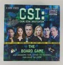 CSI Crime Scene Investigation The Board Game 2004 Specialty - $9.27