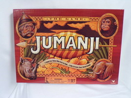 NEW SEALED 2017 Jumanji The Board Game by Cardinal - $13.99