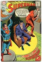 SUPERMAN #211 1968- DC Silver Age-Bondage Cover VG/F - $31.53