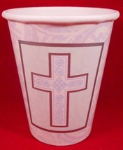 Holy Cross Religious Party Cups (8) - $4.28