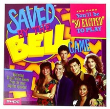 Saved By The Bell Board Game Zack Kelly Slater Lisa Screech Pressman 2017 - $16.99