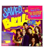 Saved By The Bell Board Game Zack Kelly Slater Lisa Screech Pressman 2017 - $16.99