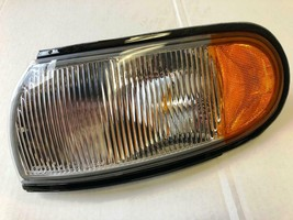 DEPO 1993-1995 Nissan Quest Left Driver Side Turn Signal Parking Light NI2520114 - $34.64