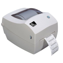 Zebra TLP3844-z Thermal Printer 300 DPI 1 Roll Labels For Jewelry 1 Roll... - $296.99