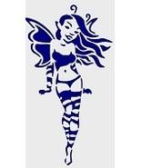 BLUE ANGEL CROSS STITCH CHART - $10.00