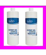 2~ Forpro EXPERT GEL CUTICLE REMOVER Treatment Manicure Nails Toes No Dr... - $20.64