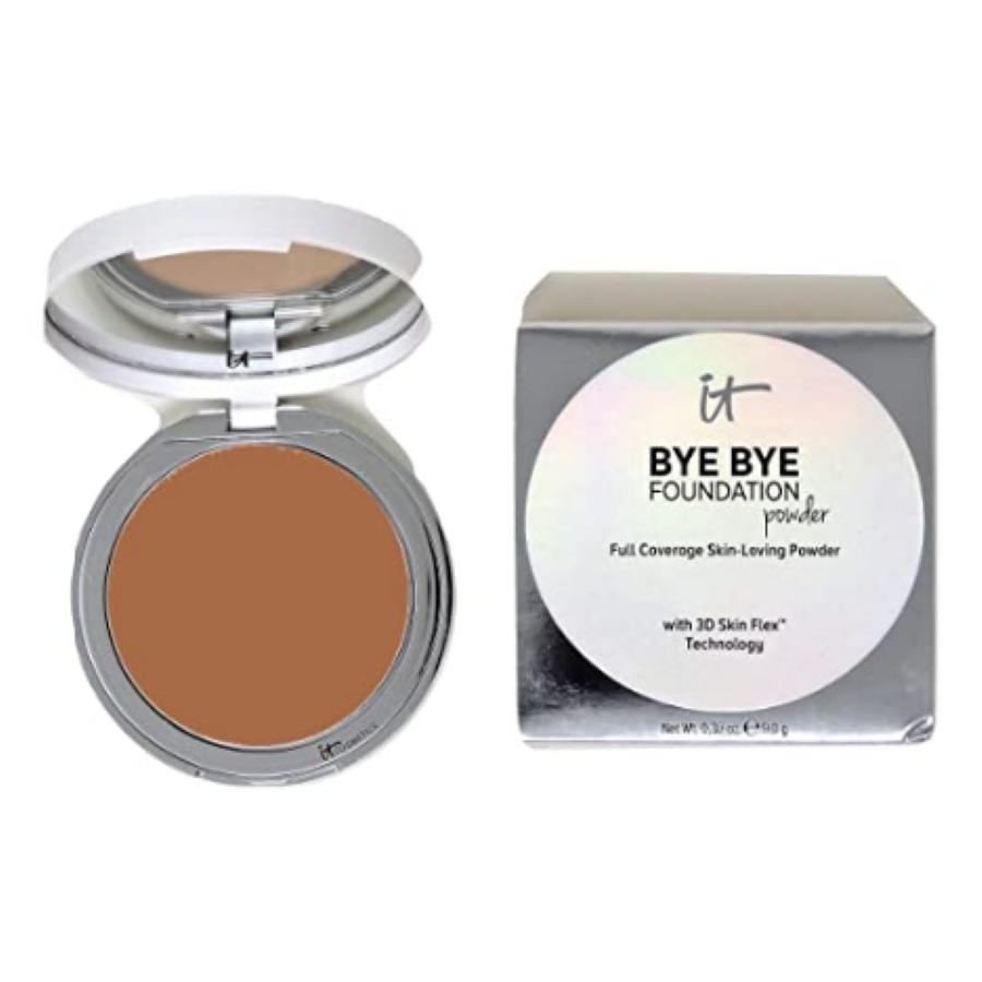 IT Cosmetics, Bye Bye Foundation Powder 3D Skin Flex (Neutral Tan) 0.30 Oz - $24.74