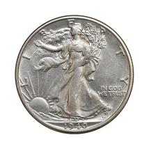 1940 S Walking Liberty Half Dollar - Gem BU / MS / UNC - $72.00