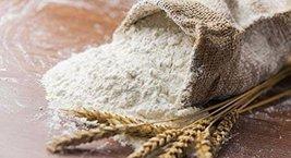 Organic Whole Wheat HI-RISE Flour Stone GROUND- 22lb - $100.66