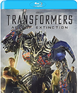 Transformers: Age of Extinction (Blu-ray + DVD) - $2.95