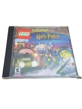 LEGO Harry Potter Creator PC CD-ROM Game 2001 - $9.90