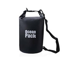 George Jimmy Waterproof Case Dry Bag Swimming Bag,Black 2L - $16.18