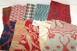 Coverlet Antique Sections for Pillows Appliques Hearts Stockings A2 - $16.50
