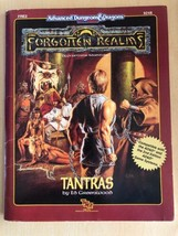 Tantras Forgotten Realms Dungeons & Dragons TSR 9248 - $44.55