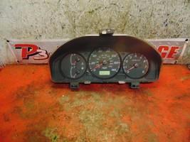 03 02 01 Mazda Protege speedometer instrument gauge cluster 2.0 a/t - $29.69