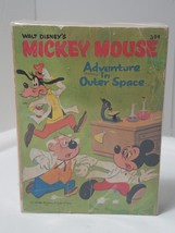 Walt Disney's Mickey Mouse Adventure in Outer Space (A Little Big Book) ... - $4.25