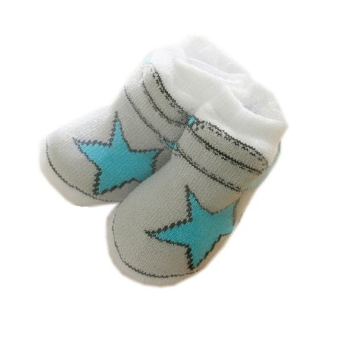 GRAYStarToddler Anti Slip Skid Shocks Baby Stockings Newborn Infant Shoes 2 Pack