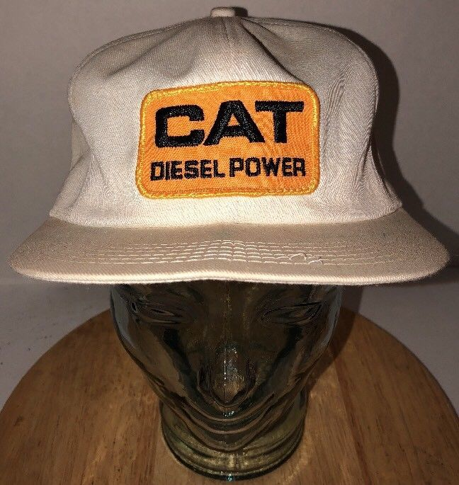 Vintage Cat Diesel Power 80s Usa K-Products and 50 similar items 8bc507eb0a75