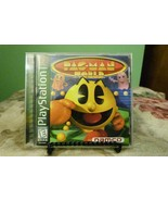 Pac-Man World 20th Anniversary PS1 (Sony PlayStation 1, 1999) VG W/Manual - $19.79