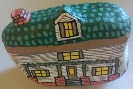 Farm House (Painted Rock)