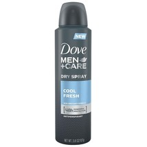 Dove Men+Care Deodorant Cool Fresh Spray 48 Hr. Powerful Protection 150 ML - $6.79
