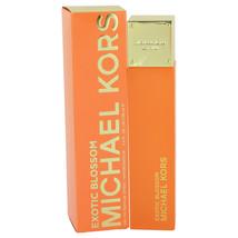 Michael Kors Exotic Blossom Perfume 3.4 Oz Eau De Parfum Spray image 2