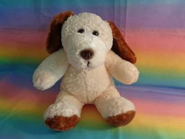 Dan Dee Collector's Choice Brown Cream Soft Plush Dog - $9.85
