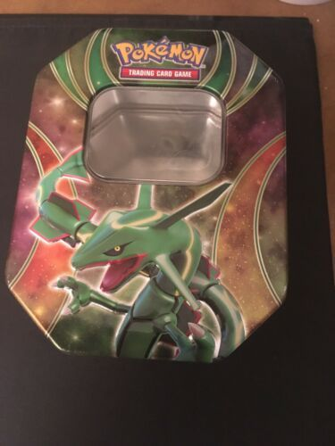 Pokemon Rayquaza EX Power Beyond Fall Collector Tin 2015