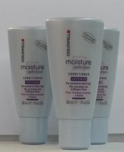 Goldwell Definition Moisture Intense Conditioner For Thick Hair 1 Oz~ Lot Of 3 - $7.94