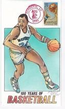 BASKETBALL CENTENNIAL #2560 CONVERSE,LA 8/28/1991 K. BEVIL HAND PAINTED ... - $8.83
