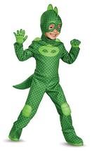 Disguise Disney Junior PJ Masks Gekko Deluxe Toddler Halloween Costume 1... - $33.99