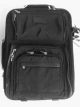 Mcklein Wheeled Transport Computer/ Clothing Case (Black) Ultra Fiber 51695 - $79.19