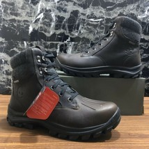 TIMBERLAND MEN'S CHILLBERG MID WATERPROOF BOOTS STYLE TB0A186R SIZE 9 - $80.10