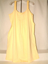 #3052 SLEEVELESS NIGHT GOWN FROM CORAL BAY WOMAN, SIZE 1X, NEW! - $17.81