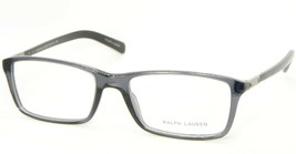 NEW POLO RALPH LAUREN PH 2101 5407 TRANSPARENT GREY EYEGLASSES FRAME 53-... - $89.09