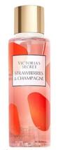 1 Victoria's Secret STRAWBERRIES & CHAMPAGNE Classics Body Fragrance Mis... - $17.81
