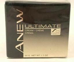 AVON Anew Ultimate 7S Night Cream - NEW 1.7 FL OZ - $24.73