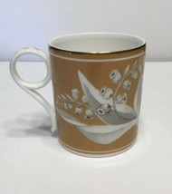 """WEDGWOOD Archive Lily of the Valley  Bone China  3 1/4"""" Mug Cup EUC - $23.74"""