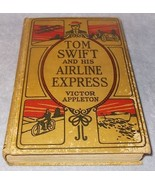 Tom Swift and His Airline Express Victor Appleton Series Young Adult Boo... - $24.95