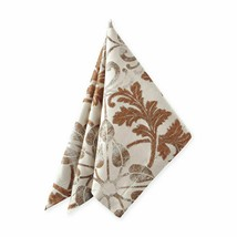 Waterford Linens Octavia Napkins in Copper/Bronze (Set of 2) - $13.98