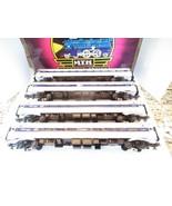 MTH - PREMIER 20-6531- AMFLEET 4 CAR PASSENGER SET - ROUGH BOX - LN - A1 - $351.82