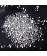 50,000 Diamond Confetti Clear - 1/2 carat (5mm) - $92.09